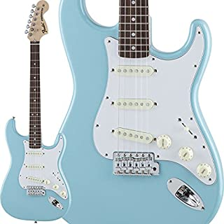 Fender Traditional 70s Stratocaster (Daphne Blue/Rosewood) [Made in Japan] (Japan Import)