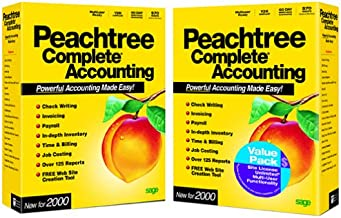 Peachtree Complete Accounting Value Pack 7.0