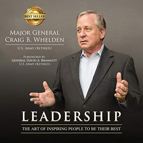 Leadership: The Art of Inspiring People to Be Their Best cover art