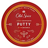 Old Spice Hair Styling Putty for Men, High Hold/Matte Finish, 2.22 Oz, NEW Formula