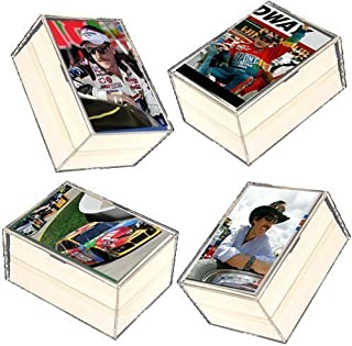 200 Card NASCAR Gift Set - w/ Superstars, Rookies and Racing Legends