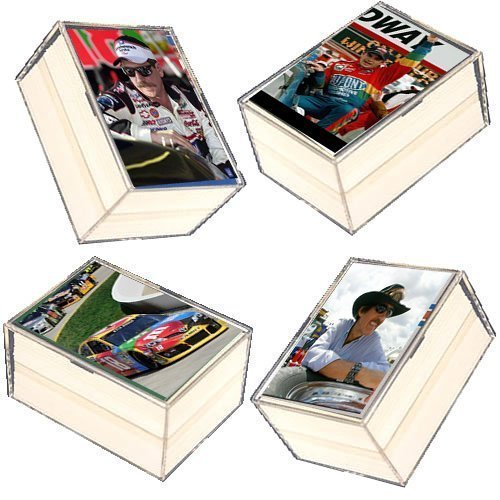 200 Card NASCAR Gift Set - w/ Superstars, Rookies and Racing Legends