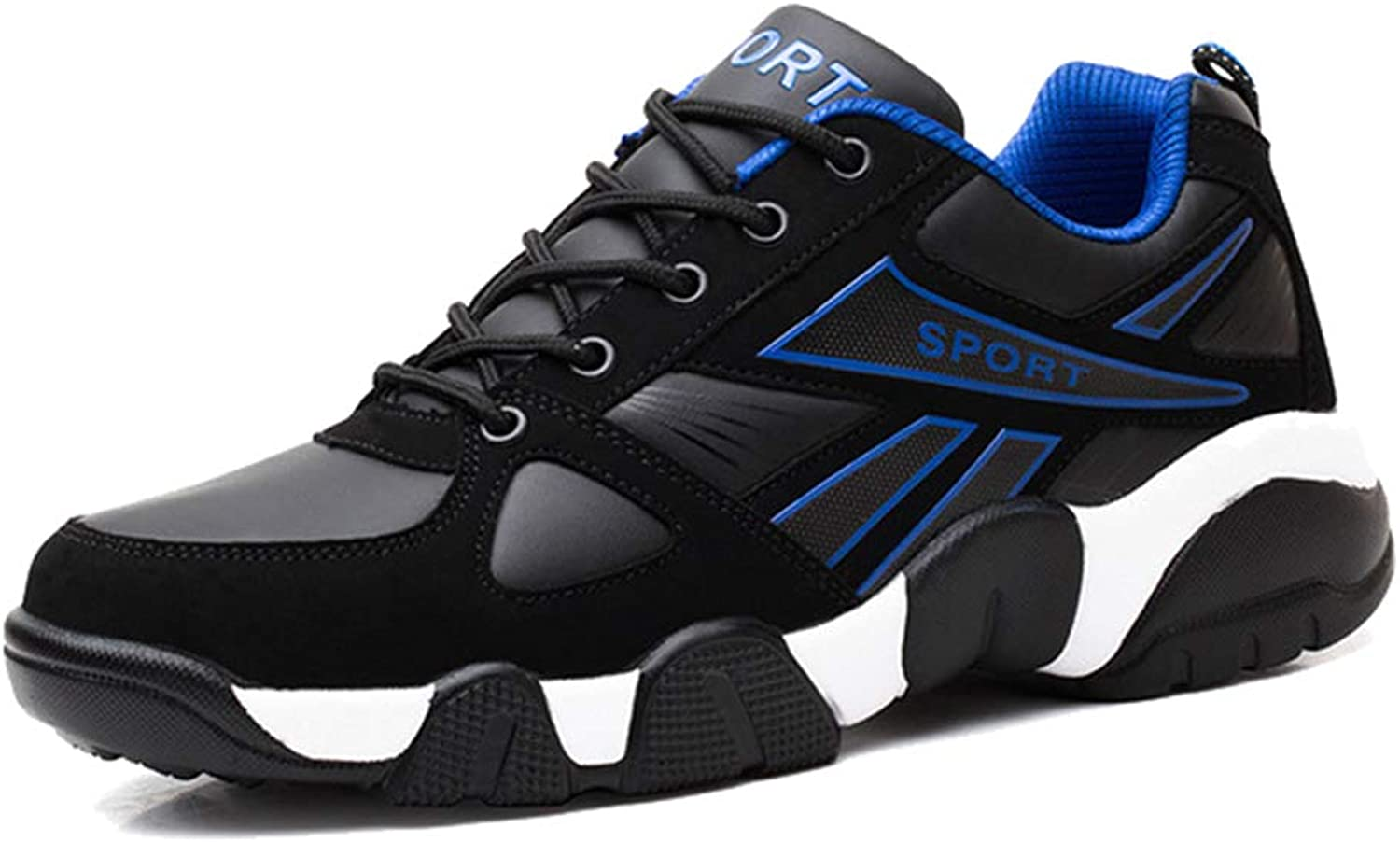 Femaroly Student Basketball shoes Lace-up Sport shoes Fashion Sneakers for Men and Boys