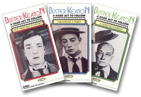 Buster Keaton - A Hard Act to Follow [VHS]