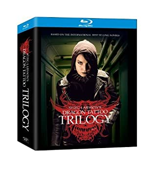 The Stieg Larsson Trilogy  The Girl with the Dragon Tattoo / The Girl Who Played with Fire / The Girl Who Kicked the Hornet s Nest  [Blu-ray]