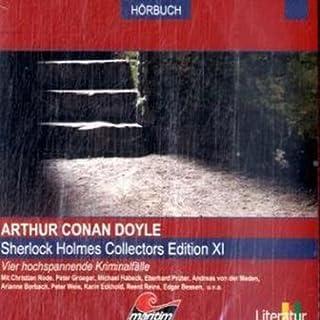 Sherlock Holmes Collectors Edition XI Titelbild