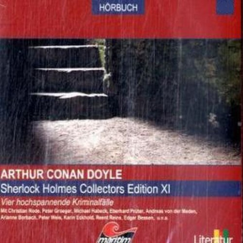 Sherlock Holmes Collectors Edition XI audiobook cover art