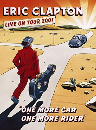 Eric Clapton - One More Car, One More Rider