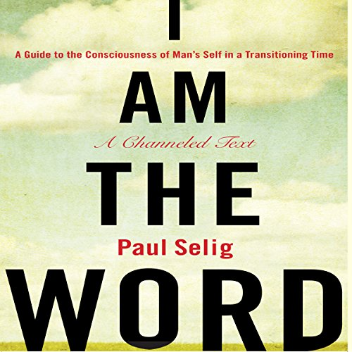 I Am the Word audiobook cover art