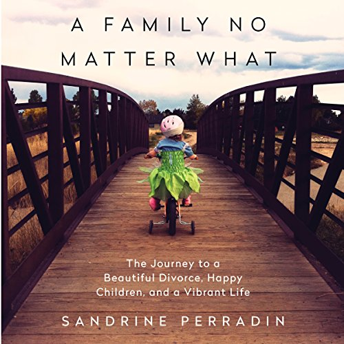 A Family No Matter What audiobook cover art