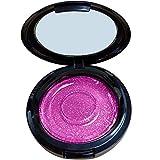 LiPing Empty False Eyelashes Case Storage Mirror Box Eye Lashes Magnetic And Non Magnet (Hot Pink)