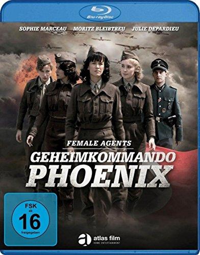 Geheimkommando Phoenix - Female Agents [Blu-ray]