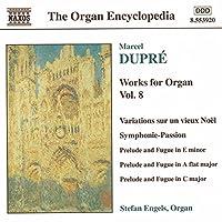Works for Organ-Vol. 8