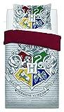 Exclusiva Funda de edredón con Fundas de Almohada, diseño de Batman Harry Potter, Harry Potter Witch Craft & Wizardry, Suelto