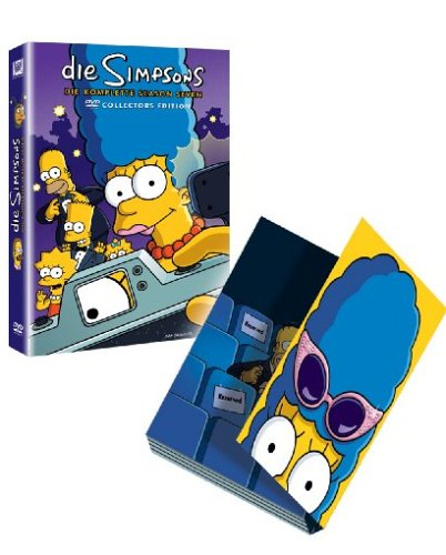 Die Simpsons - Die komplette Season 7 (Collector's Edition, 4 DVDs)