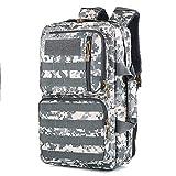 Angelrucksack Tackle Bags, Erdbeben-Überlebensrucksack für den Außen- und täglichen Gebrauch, Reißverschluss Wasserdichtes Material