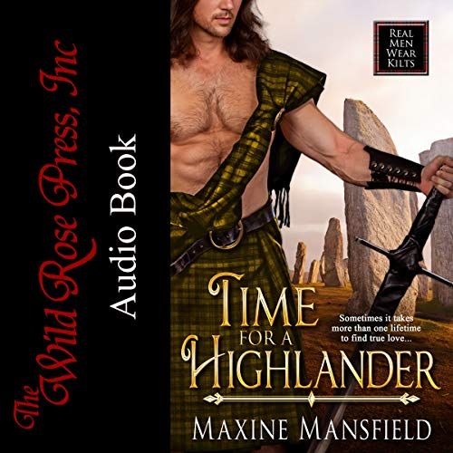 Time For A Highlander (Real Men Wear Kilts) cover art