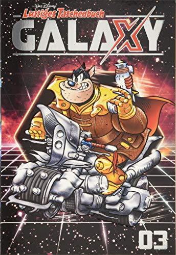 Lustiges Taschenbuch Galaxy 03