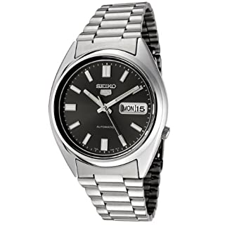 Seiko Unisex Analogue Quartz Watch with Stainless Steel Bracelet – SNXS79K (B000G12Y8O) | Amazon price tracker / tracking, Amazon price history charts, Amazon price watches, Amazon price drop alerts