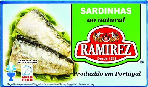 Sardinha al natural Ramirez
