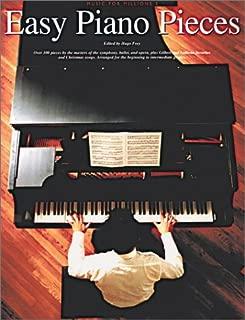 Easy Piano Pieces: Easy Piano Solo (Music for Millions Vol 3)