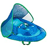 SwimWays Inflatable Infant Baby Spring Swimming Pool Float with...