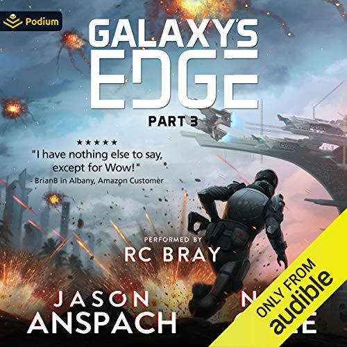 Galaxy's Edge, Part III cover art