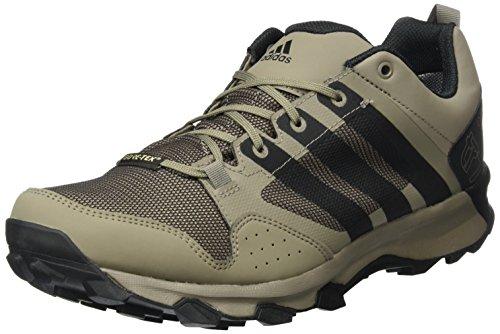 adidas Kanadia 7 TR GTX, Zapatillas de Running para Asfalto Hombre, Multicolor (Utility Grey/Core Black/Simple Brown), 40 EU