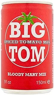 Big Tom Spiced Tomato Juice - 150ml (5.27 fl oz)