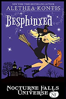 Besphinxed: A Nocturne Falls Universe Story: Nocturne Falls Universe by [Alethea Kontis, Kristen Painter]