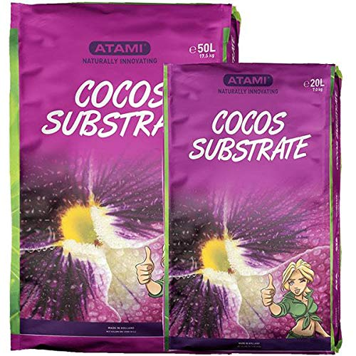 Atami Substrat de coco 20 litres – Fibre de coco