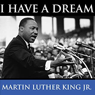 Martin Luther King's I Have A Dream Speech cover art