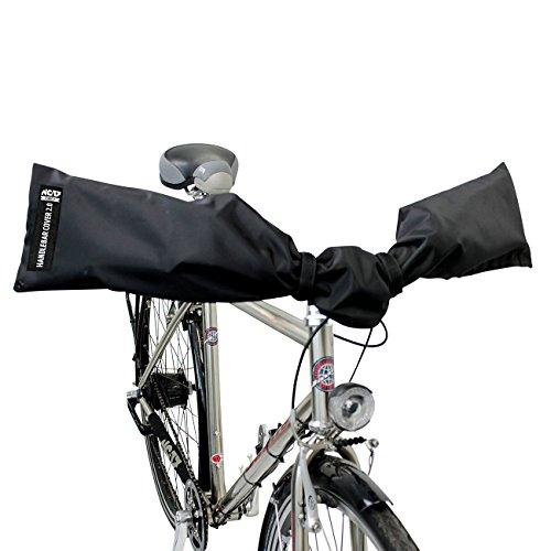 NC-17 Unisex Connect Handlebar Cover 2.0 Transportschutzhaube für Fahrrad Ebike Lenkerschutzhülle, schwarz, Einheitsgröße