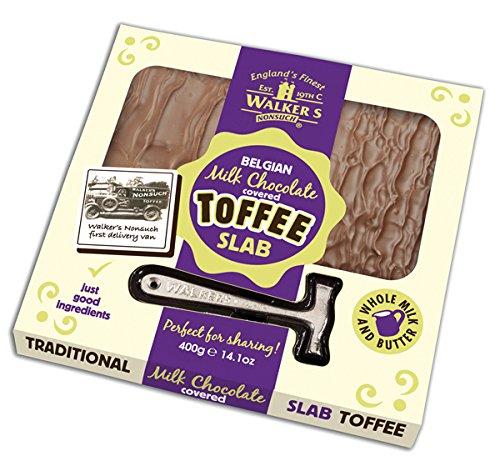 Walkers Nonsuch latte Cioccolato Lastra Con Martello 400G