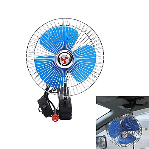 Fanático del coche Los fanáticos de los fanáticos de los automóviles para los automóviles, el ventilador del automóvil, el ventilador del ventilador del automóvil para el ventilador de enfriamiento de