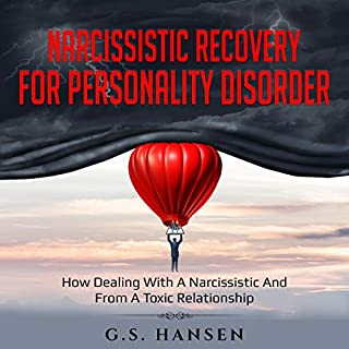 Narcissistic Recovery for Personality Disorder cover art