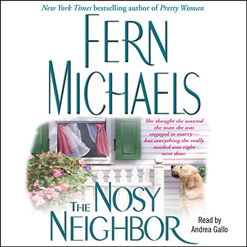 Nosy Neighbor audiobook cover art