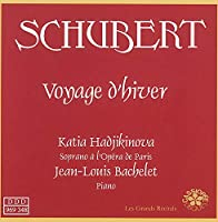 SCHUBER/ VOYAGE D'HIVER
