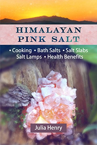 HIMALAYAN PINK SALT: Cooking, Bath Salts, Salt Slabs, Salt Lamps,...