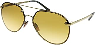 نظارة شمسية بيربري للنساء - بيضوي