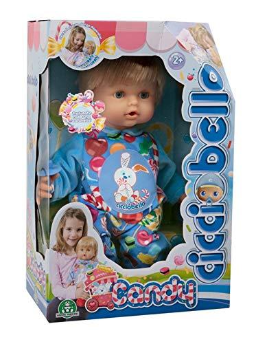 Giochi Preziosi Cicciobello Candy 545, Mehrfarbig, 8056379063346