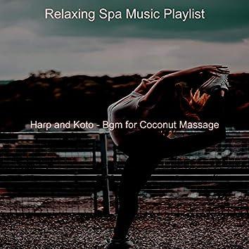 Harp and Koto - Bgm for Coconut Massage