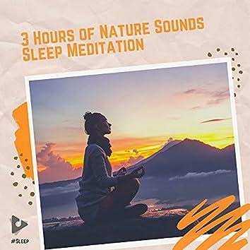 3 Hours of Nature Sounds Sleep Meditation