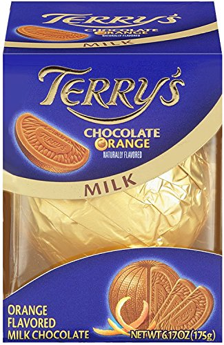 Terry's Milk Chocolate Orange Ball, 5.53-ounce Boxes (Packaging May Vary) - (Pack of 6)