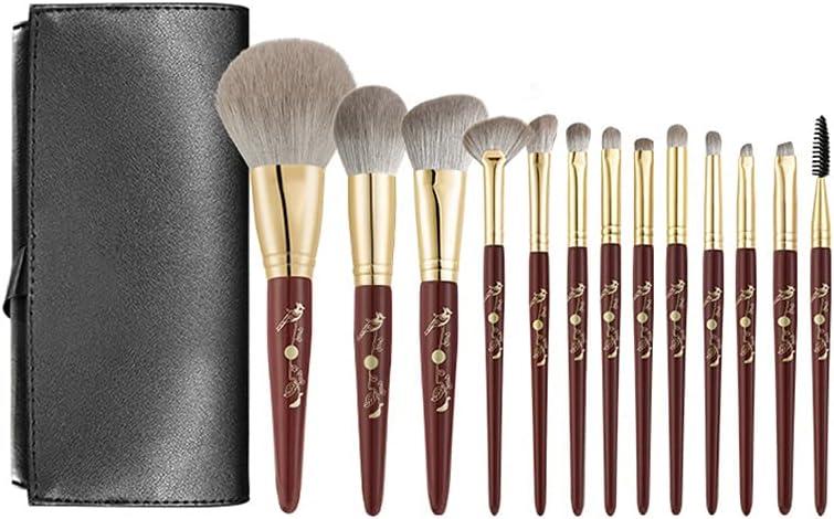 CJSWT Makeup Max 68% OFF Brushes Set 13pcs Travel Brush with Make Regular store