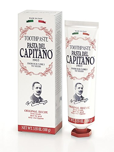 Pasta del Capitano 1905 origineel recept tandcrème, 75 ml
