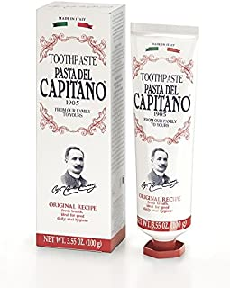Pasta del Capitano 1905 Oryginalny przepis krem do zębów, 75 ml