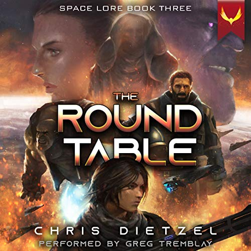The Round Table  By  cover art