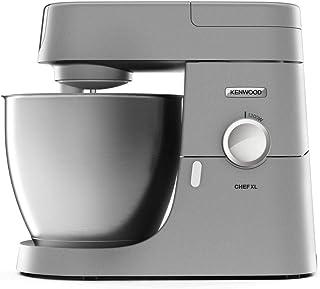 kenwood kvl4110s Robot de Cocina, 6,7 L, 1200 W, Plata, 6.7 litros