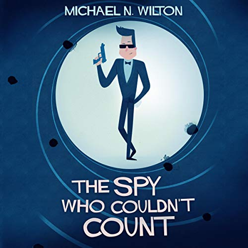 The Spy Who Couldn't Count cover art